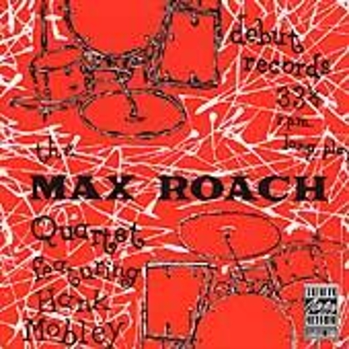 Featuring Hank Mobley by Max Roach