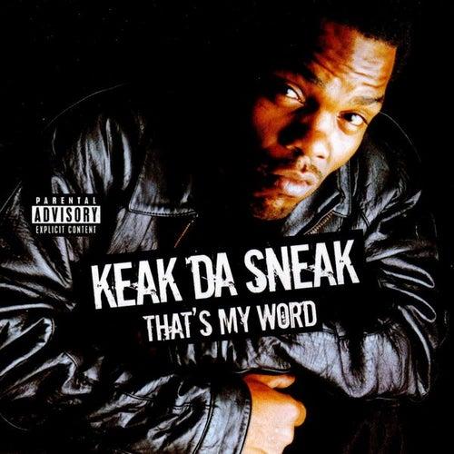 That's My Word by Keak Da Sneak