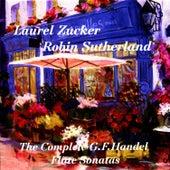 Flute Sonatas de George Frideric Handel