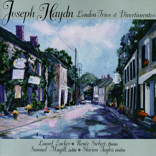 London Trios and Divertimentos by Franz Joseph Haydn