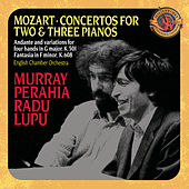 Mozart: Concertos for 2 & 3 Pianos; Andante and Variations for Piano Four Hands [Expanded Edition] von Murray Perahia, Radu Lupu, Sir Georg Solti