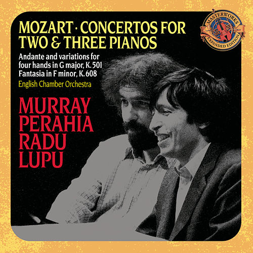 Mozart: Concertos for 2 & 3 Pianos; Andante and Variations for Piano Four Hands [Expanded Edition] by Various Artists