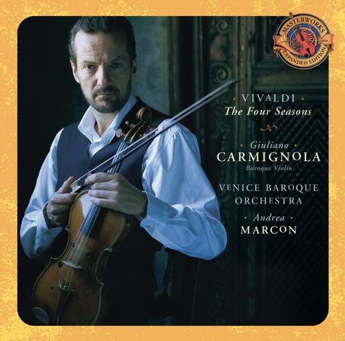 Vivaldi: The Four Seasons - Expanded Edition by Giuliano Carmignola