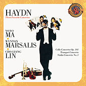 Haydn: Three Favorite Concertos -- Cello, Violin & Trumpet Concertos - Expanded Edition by Yo-Yo Ma