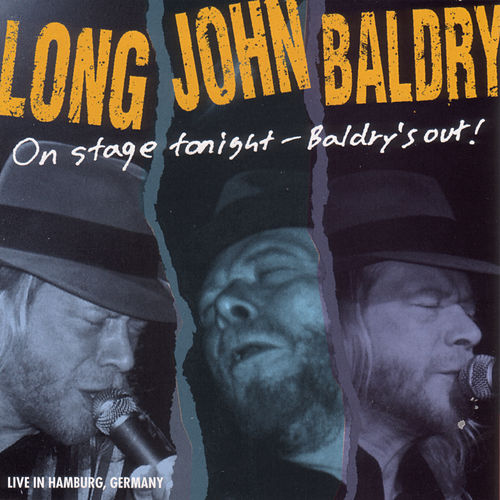 On Stage Tonight -Baldry's Out by Long John Baldry