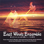 Theme Music From H. Miyazaki Anime/ Spirited Away, Totoro, Lapiuta and others de East Winds Ensemble