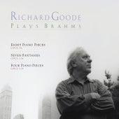 Brahms: Piano Pieces, Opp. 76 & 119/Fantasies, Op. 116 by Richard Goode