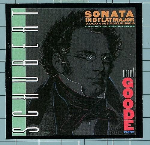 Schubert: Sonata In B-Flat Major D. 960 / Allegretto In C Minor, D. 915 / Impromptu In A-flat, D. 935, No. 2 by Richard Goode