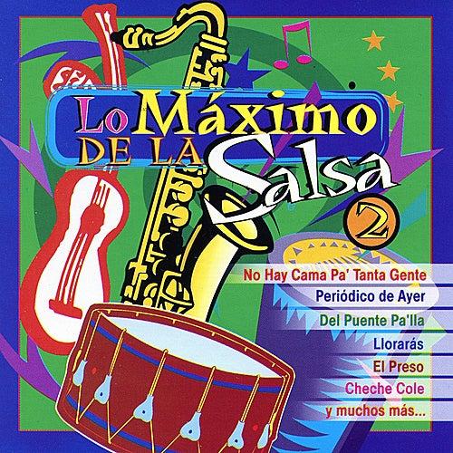 Lo Maximo de la Salsa, Vol. 2 by The Max Band