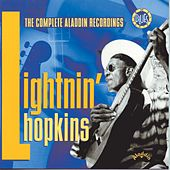 The Complete Aladdin Recordings by Lightnin' Hopkins