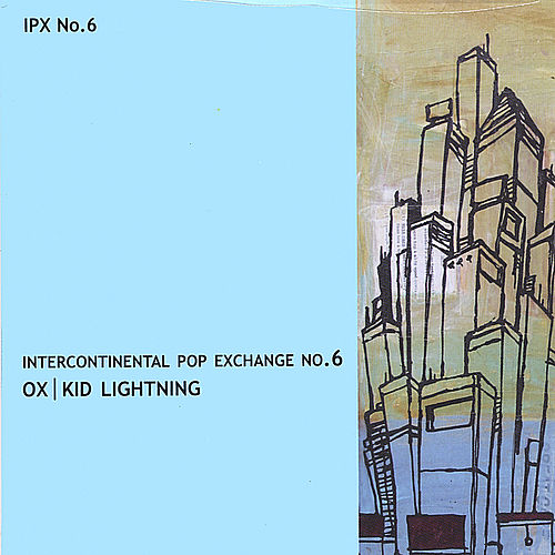 Intercontinental Pop Exchange No. 6 by Various Artists