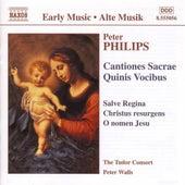 Cantiones Sacrae Quinis Vocibus by Peter Philips