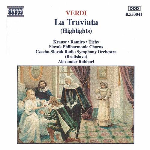La Traviata (Highlights) by Giuseppe Verdi