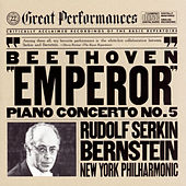 Beethoven:  Concerto No. 5 in E-Flat Major for Piano and Orchestra, Op. 73