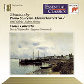 Tchaikovsky: Piano Concerto No. 1 & Violin Concerto by Various Artists