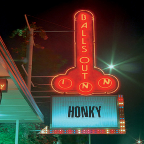 Balls Out Inn by Honky