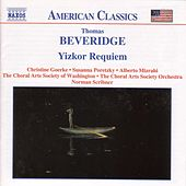 Yizkor Requiem by Thomas Beveridge