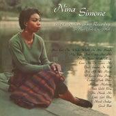 The Legendary First Recording (In New York City 1957) de Nina Simone