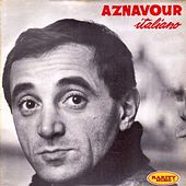Aznavour italiano by Charles Aznavour