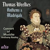 Thomas Weelkes: Anthems & Madrigals de Consort Of Musicke