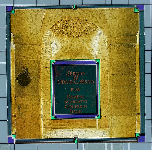 Rameau, Scarlatti, Couperin, Bach by Sergio & Odair Assad