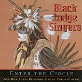 Pow-Wow Songs Recorded Live by Black Lodge Singers