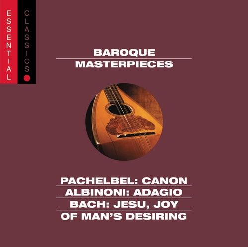 Pachelbel: Canon; Albinoni: Adagio; Bach: Jesu, Joy of Man's Desiring; more by Various Artists