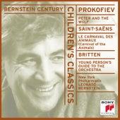 Children's Classics: Prokofiev, Saint-saëns, Britten by Leonard Bernstein