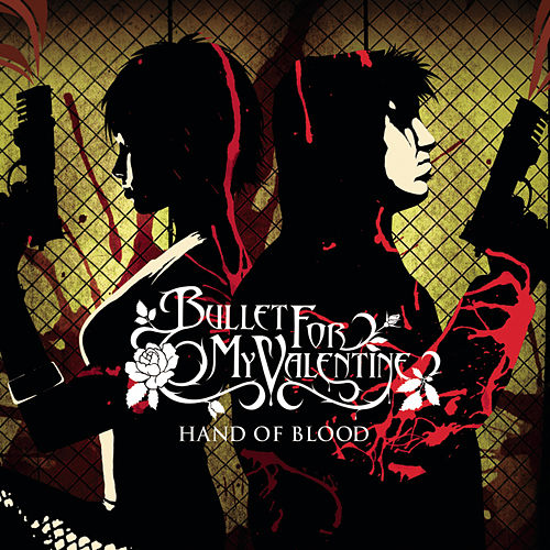 Hand Of Blood Ep By Bullet For My Valentine