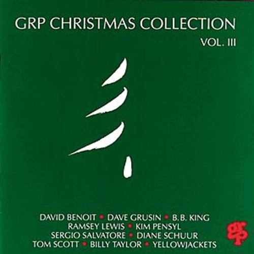 Grp Christmas Collection Volume Iii by Various Artists