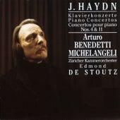 Haydn - Piano Concertos Nos 4 And 11 von Das Zürcher Kammerorchester