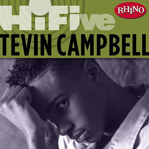 Rhino Hi-Five: Tevin Campbell by Tevin Campbell