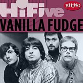Rhino Hi-Five: Vanilla Fudge de Vanilla Fudge