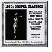 1950s Gospel Classics de Various Artists