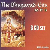 The Bhagavad Gita: As It Is [Complete Audio Set] by A.C. Bhaktivedanta Swami Prabhupada