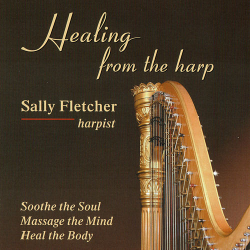 Healing from the Harp by Sally Fletcher