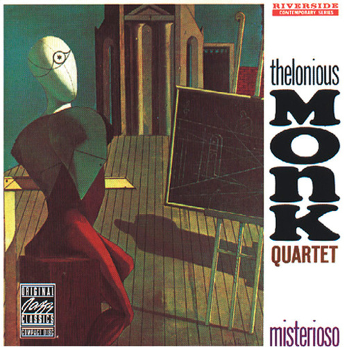 Misterioso (OJC) by Thelonious Monk