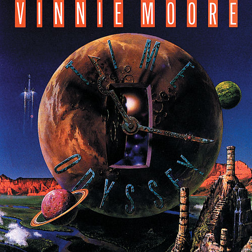 Time Odyssey by Vinnie Moore