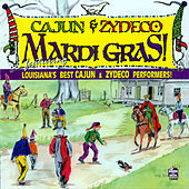 Cajun & Zydeco Mardi Gras de Various Artists