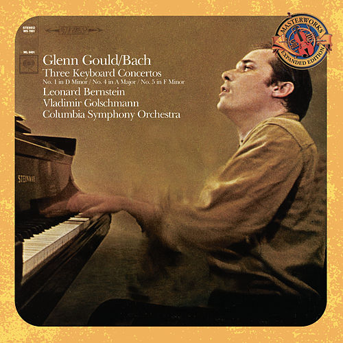 Bach:  Keyboard Concertos 1, 4 & 5 [Expanded Edition] by Various Artists