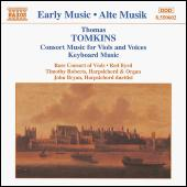 Consort Music and Keyboard Music von Thomas Tomkins