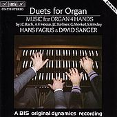 Duets For Organ by Various Artists
