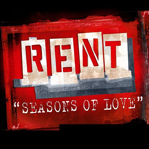 Seasons Of Love von Jonathan Larson