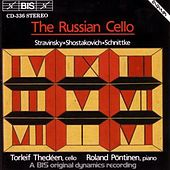 Cello Sonatas / Suite Italienne by Various Artists