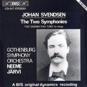 Symphony Nos. 1 and 2/Swedish Folk Tunes by Johan Svendsen