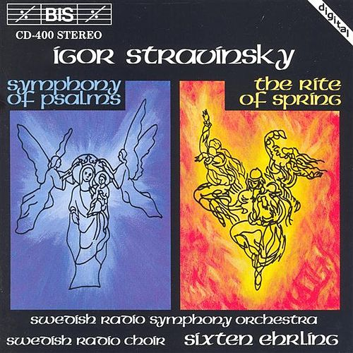 Symphony Of Psalms/The Rite Of Spring by Igor Stravinsky