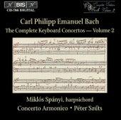 Complete Keyboard Concertos, Vol.  2 von Carl Philipp Emanuel Bach