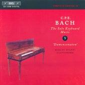 Solo Keyboard Music, Vol.  9 von Carl Philipp Emanuel Bach