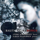 Songs de Einojuhani Rautavaara