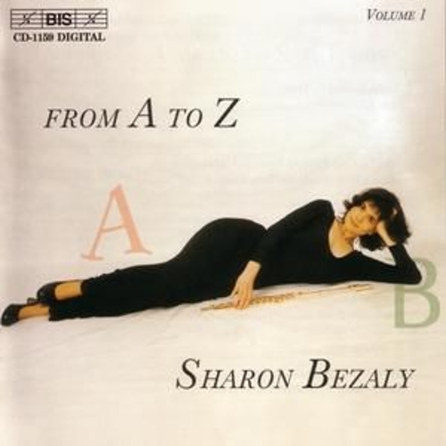Solo Flute From A To Z, Vol. 1 by Various Artists